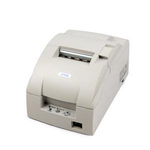 爱普生EPSON 收银POS购物小票票据超市针式打印机 TM-U220D