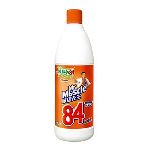 威猛先生 家庭卫生间办公室衣物消毒水84除菌液 八四消毒液