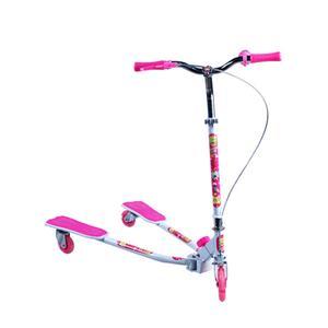 狂神KANSA 儿童蛙式滑板车 扭扭车摆摆车 PU全闪光轮 KS0840