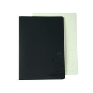 晨光 软皮空白页线装笔记本