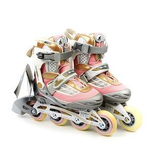 米高M-CRO 儿童可调轮滑鞋单排旱冰鞋 S189