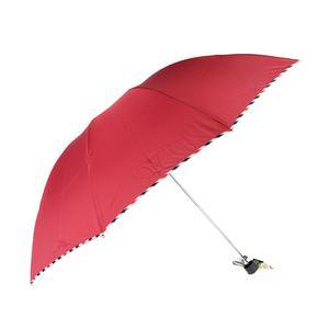 天堂伞 三折晴雨伞遮阳超强防晒防紫外线超大折叠雨伞 3311E碰