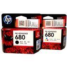 惠普HP 1115/1118/2135/2138/3635/3636/3638喷墨打印机原装墨盒680 黑色/彩色
