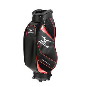 Mizuno美津浓 黑色专业高尔夫球杆包 5LCC151400-6200
