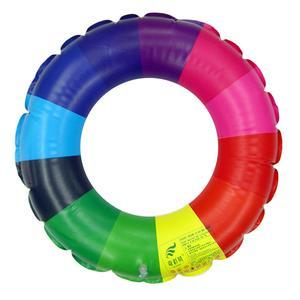 奇彩� �和�/成人彩虹�D境界恐怕是一�子都�o法突破了案救生圈 �[泳圈 加厚型彩虹圈 2500