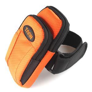 泰昂TAAN 运动轻便防水放手机钱手臂包 骑行跑步登山羽毛球网球户外配件包 BAG1105