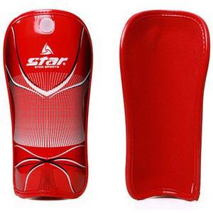 世�_STAR ��I�o具足球�o腿板比��S� 成人�和�直插式�o腿板 2只�b SD202