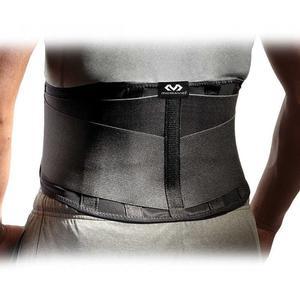 McDavid迈克达威 专业护具健身护腰带 运动轻便男女弹力支撑护腰 495R